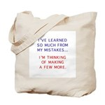 I've Learned So Much From My Tote Bag