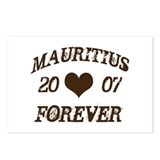 Mauritius forever Postcards (Package of 8)