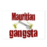 Mauritian gangsta Postcards (Package of 8)
