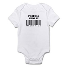 made in Mauritius Infant Bodysuit