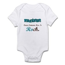 Mauritania Rock Infant Bodysuit