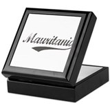 Flanger Mauritania Keepsake Box