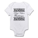 Pimp nation Martinique Infant Bodysuit