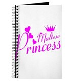 Maletese princess Journal