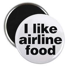 I LIKE AIRLINE FOOD Magnet