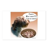 Griffon Turkey Postcards (Package of 8)