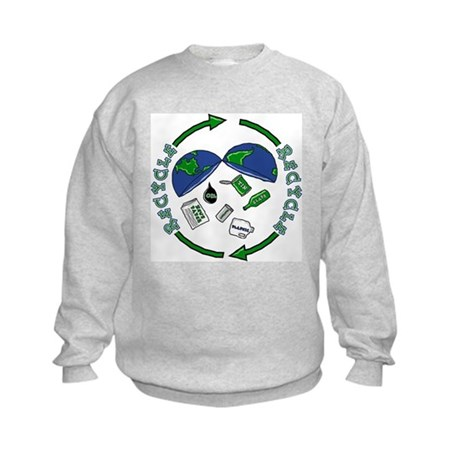 Recycle Kids Sweatshirt