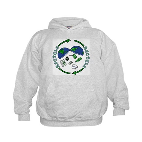 Recycle Kids Hoodie