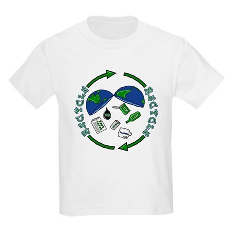 Recycle Kids Light T-Shirt
