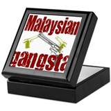 Malaysian Gangsta Keepsake Box