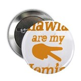 "Funny Gangsta 2.25"" Button"