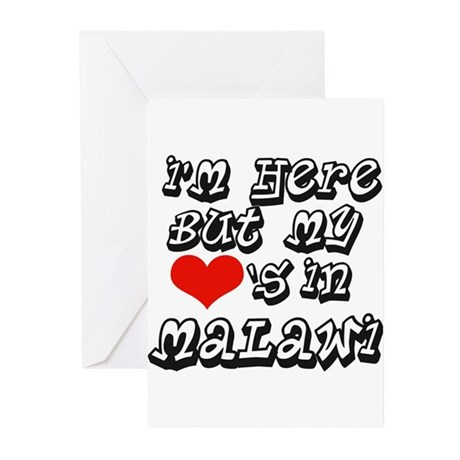 Heart in Malawi Greeting Cards (Pk of 10)