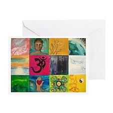 Smiling Buddha Greeting Cards (Pk of 10)