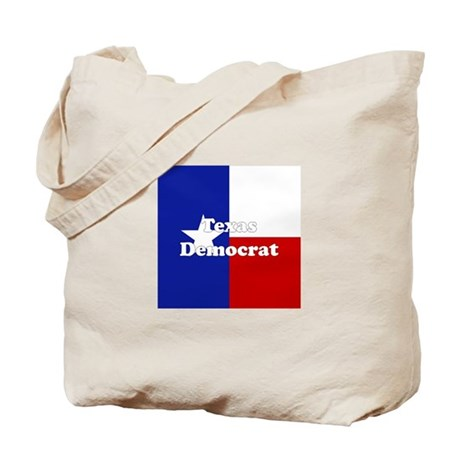 Texas Democrat Tote Bag