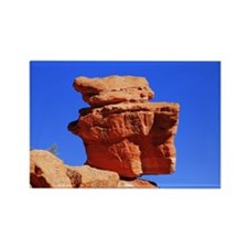 Balancing Rock Rectangle Magnet (10 pack)