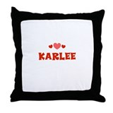 Karlee Throw Pillow