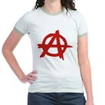 Anarchy Jr. Ringer T-Shirt