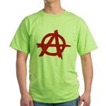 Anarchy Green T-Shirt