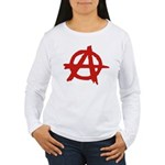 Anarchy Women's Long Sleeve T-Shirt