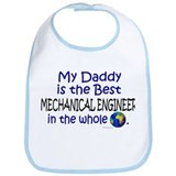 Best Mechanical Engineer (Dad Bib