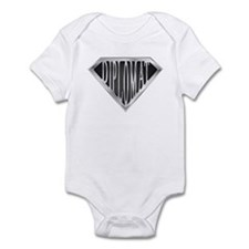 SuperDiplomat(metal) Infant Bodysuit