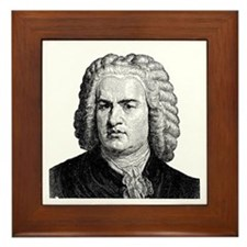Bach Framed Tile