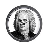 Bach Wall Clock