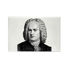 Bach Rectangle Magnet (100 pack)