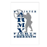 Sis Fights Freedom - ARMY Postcards (Package of 8)