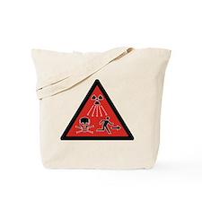 Radiation Hazard Tote Bag