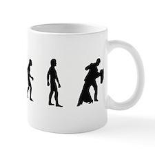 Evolution of Ballroom Dancing Mug