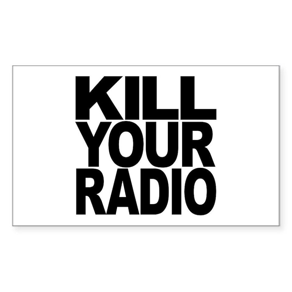 Xm Radio Stickers  Xm Radio Bumper Stickers –