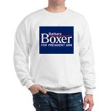 BARBARA BOXER 2008 Sweater