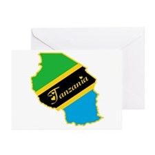 Cool Tanzania Greeting Cards (Pk of 20)
