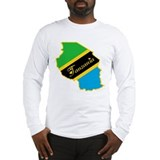 Cool Tanzania Long Sleeve T-Shirt
