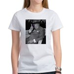 Purple Revolution Churchill 2 Women's T-Shirt