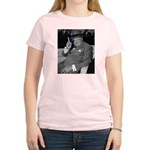 Purple Revolution Churchill 2 Women's Pink T-Shirt
