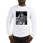 Purple Revolution Churchill 2 Long Sleeve T-Shirt