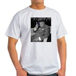 Purple Revolution Churchill 2 Ash Grey T-Shirt