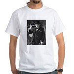 Purple Revolution Churchill 3 White T-Shirt