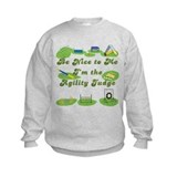 Agility Judge Sweatshirt