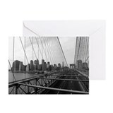 Brooklyn Bridge Greeting Cards #2 (6)