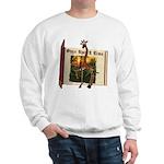 Gerry Giraffe Sweatshirt