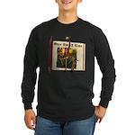 Gerry Giraffe Long Sleeve Dark T-Shirt
