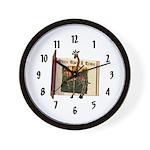 Gerry Giraffe Wall Clock