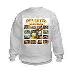 Garfield Gets Real Kids Sweatshirt
