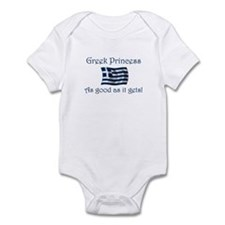 Greek Princess Infant Bodysuit