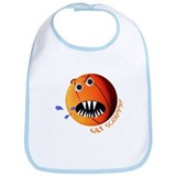 Scrappy Basketball Bib