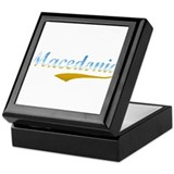 Beach Macedonia Keepsake Box