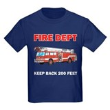 Fire Department Ladder Truck T